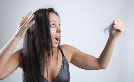 Mesotherapie der Haare