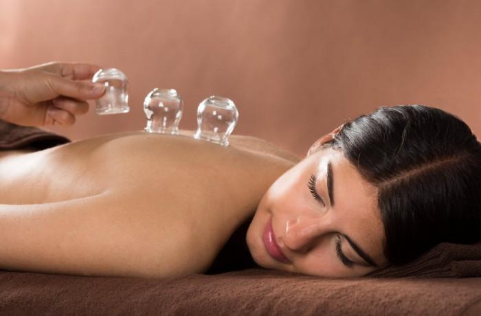 Schröpf-Massage / Massagen