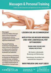 Massagen & Personal Training
