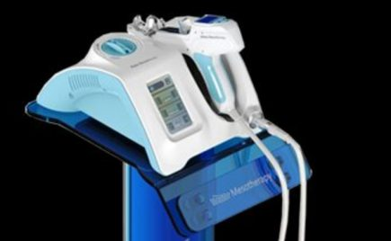 Mesotherapie – Meso-Pistole mit Injektion
